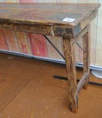 Inklapbare side table